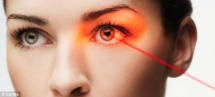 Could a 90-second procedure BANISH the risks of laser eye surgery?